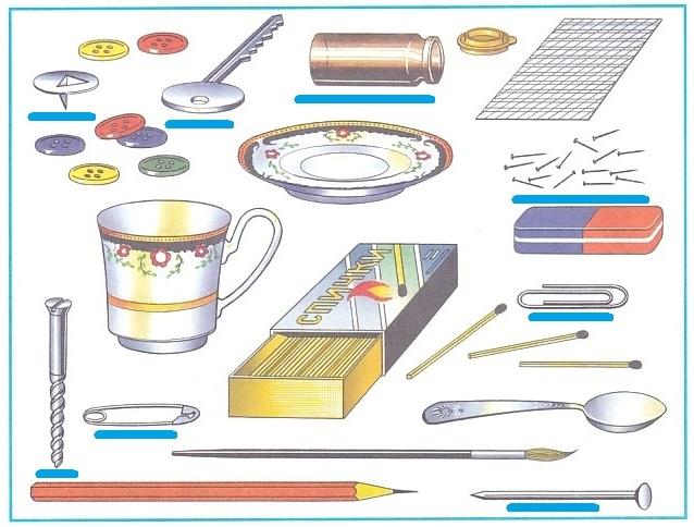 ГДЗ Окружающий мир 1 класс научный дневник Плешаков страница 6 задание 4